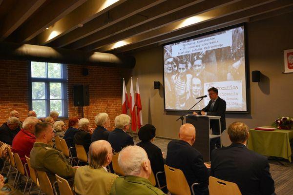 78. rocznica utworzenia Polskiego Państwa Podziemnego