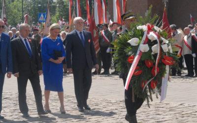 Święto Konstytucji 3 Maja w Krakowie